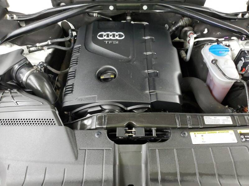2017 Audi Q5 AWD 2.0T quattro Premium 4dr SUV - North Weymouth MA