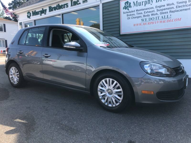 2013 Volkswagen Golf 2.5L PZEV 4dr Hatchback 6A w/ Convenience - North Weymouth MA