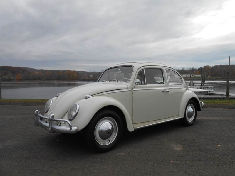 1963 Volkswagen Beetle Ragtop Sunroof In North Weymouth MA