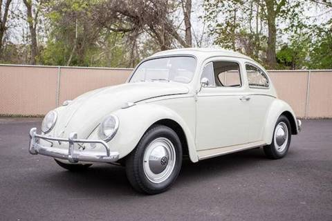 1963 Volkswagen Beetle for sale at MURPHY BROTHERS INC in North Weymouth MA