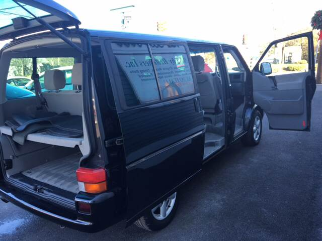 2002 Volkswagen EuroVan GLS 3dr Mini-Van - North Weymouth MA