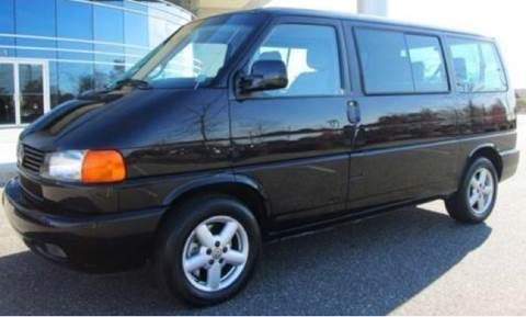 2002 Volkswagen EuroVan for sale in North Weymouth, MA