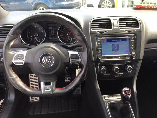 2010 Volkswagen GTI PZEV 2dr Hatchback 6M - North Weymouth MA