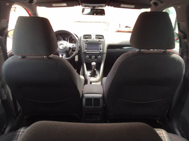 2011 Volkswagen GTI PZEV 4dr Hatchback 6M w/ Autobahn Package - North Weymouth MA