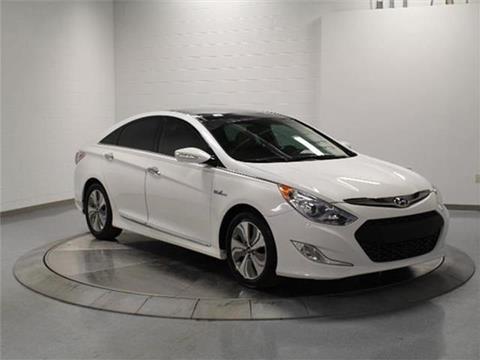 2014 Hyundai Sonata Hybrid for sale in Norcross, GA