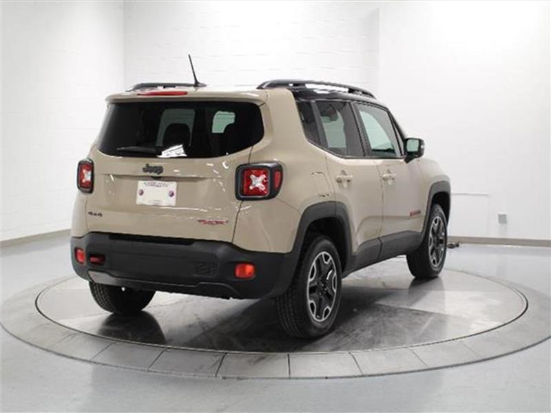 2016 jeep renegade 4x4 trailhawk 4dr suv in norcross ga credit union. Cars Review. Best American Auto & Cars Review