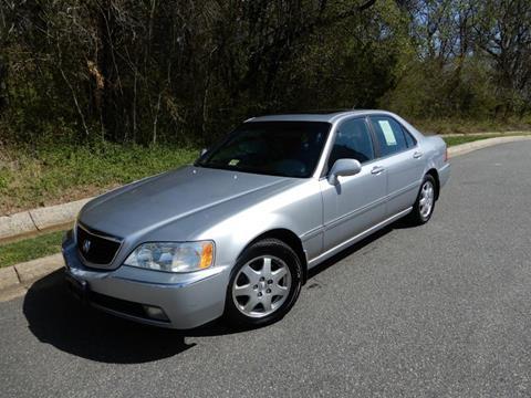 2002 acura rl for sale in virginia carsforsale com