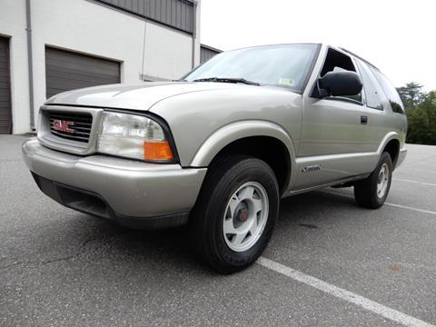 2000 GMC Jimmy for sale in Spotsylvania, VA
