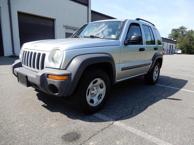 2003 Jeep Liberty For Sale At Auto Land Inc   Autoland Of Thornburg In  Spotsylvania VA