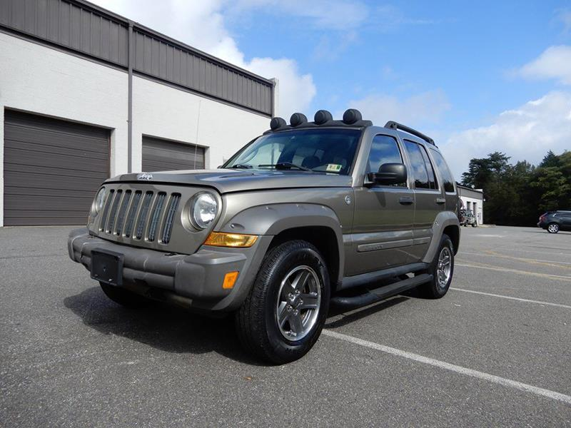 2005 Jeep Liberty For Sale At Auto Land Inc In Fredericksburg VA