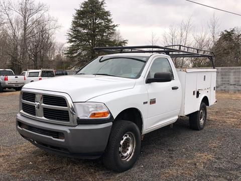 2010 Dodge Ram Chassis 2500 for sale in Spotsylvania, VA