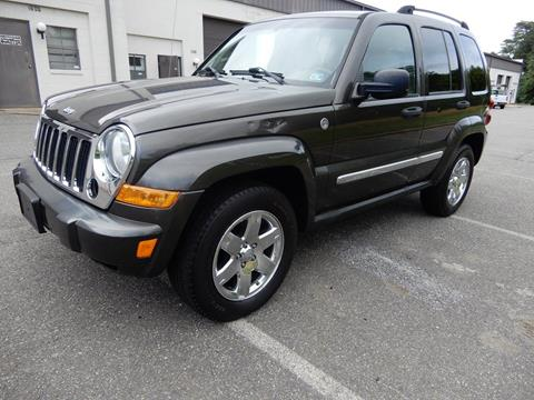 2005 Jeep Liberty for sale in Fredericksburg, VA