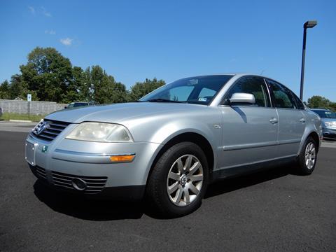 2001 Volkswagen Passat for sale in Spotsylvania, VA