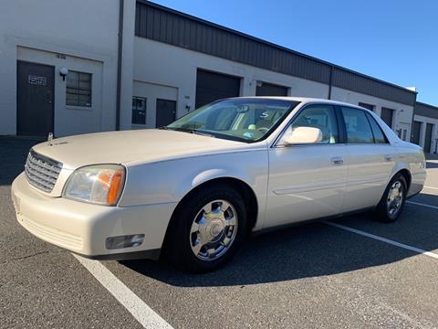 2002 Cadillac DeVille for sale in Fredericksburg, VA