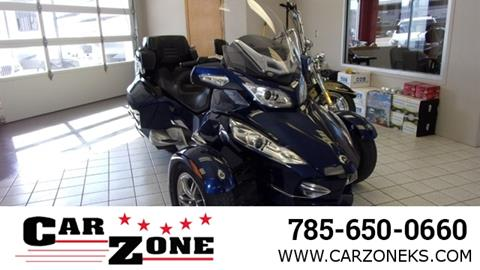 2010 Can-Am SPYDER for sale in Hays, KS