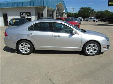 2011 Ford Fusion for sale in Hays, KS