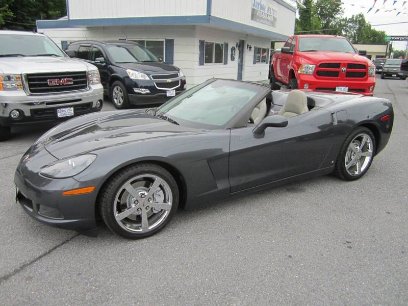 2009 Chevrolet Corvette 2dr Convertible w/3LT - Westminster MD