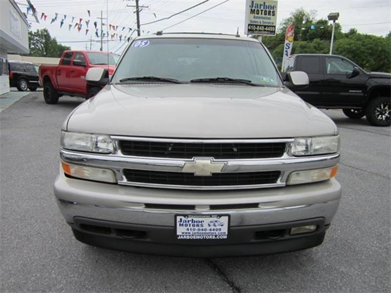 2005 Chevrolet Suburban 1500 LT 4WD 4dr SUV - Westminster MD