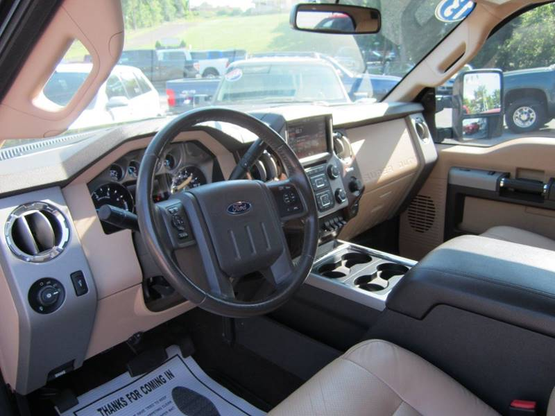2013 Ford F-250 Super Duty 4x4 Lariat 4dr Crew Cab 6.8 ft. SB Pickup - Westminster MD