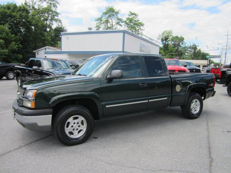 2003 Chevrolet Silverado 1500 4dr Extended Cab LS 4WD SB - Westminster MD