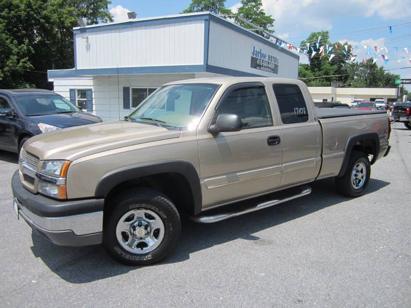 2004 Chevrolet Silverado 1500 4dr Extended Cab Z71 4WD SB - Westminster MD