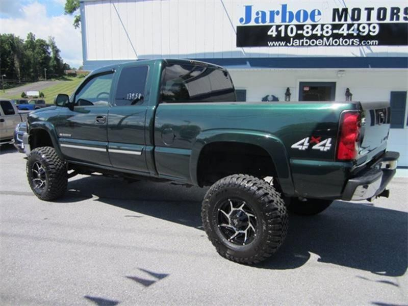 2004 Chevrolet Silverado 2500HD 4dr Extended Cab LS 4WD SB - Westminster MD