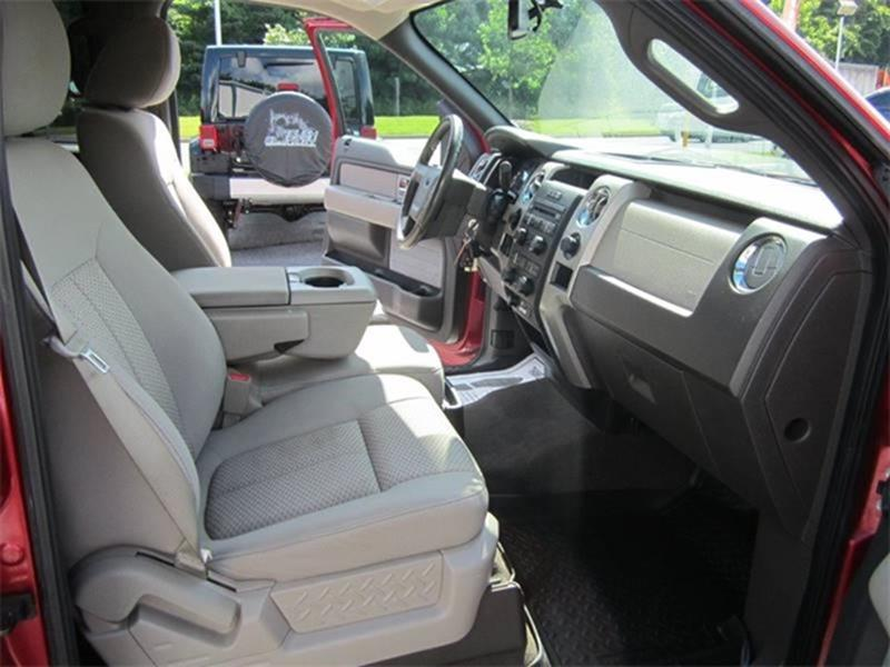 2010 Ford F-150 4x4 XLT 4dr SuperCrew Styleside 5.5 ft. SB - Westminster MD