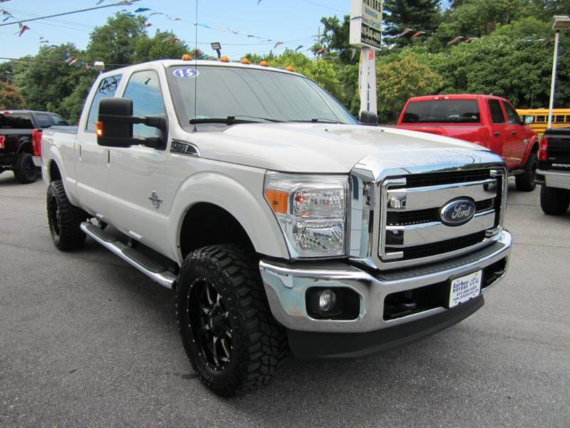 2015 Ford F-350 Super Duty 4x4 Lariat 4dr Crew Cab 6.8 ft. SB SRW Pickup - Westminster MD