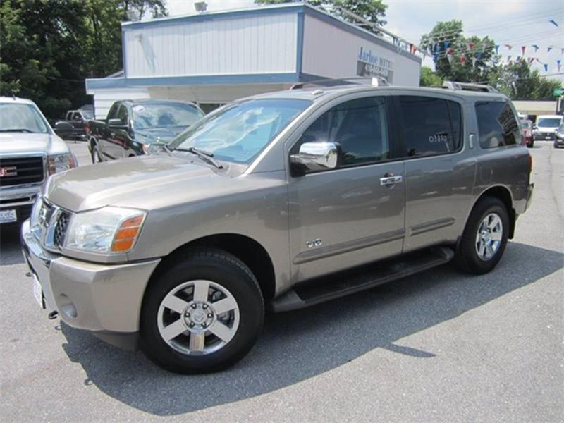 2007 Nissan Armada LE 4dr SUV 4WD - Westminster MD