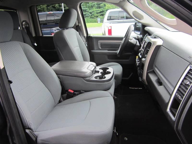 2013 RAM Ram Pickup 1500 4x4 SLT 4dr Quad Cab 6.3 ft. SB Pickup - Westminster MD