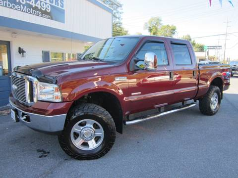 2007 Ford F-350 Super Duty for sale in Westminster, MD