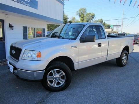 2005 Ford F-150 for sale in Westminster, MD