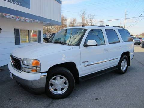 2006 gmc yukon for sale in maryland for Jarboe motors westminster md