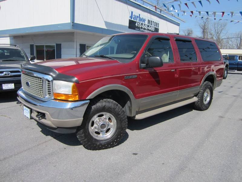 Ford Excursion Limited Wd