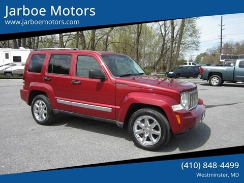 2011 Jeep Liberty for sale in Westminster, MD