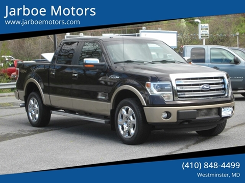 2013 Ford F-150 for sale in Westminster, MD