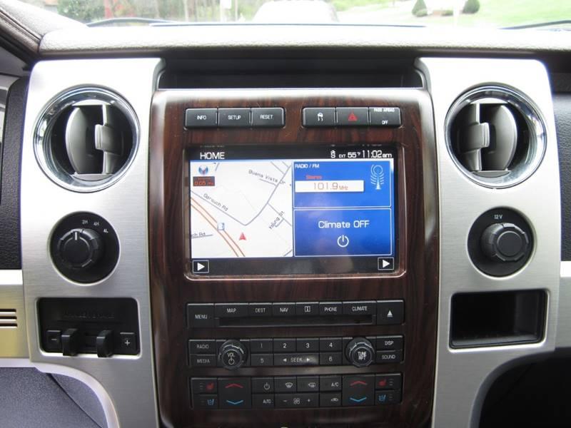 2010 Ford F-150 4x4 Platinum 4dr SuperCrew Styleside 5 5 ft