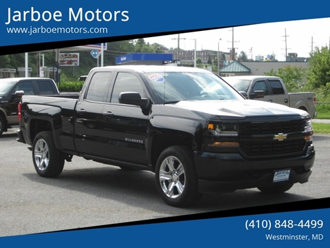 2016 Chevrolet Silverado 1500 for sale in Westminster, MD