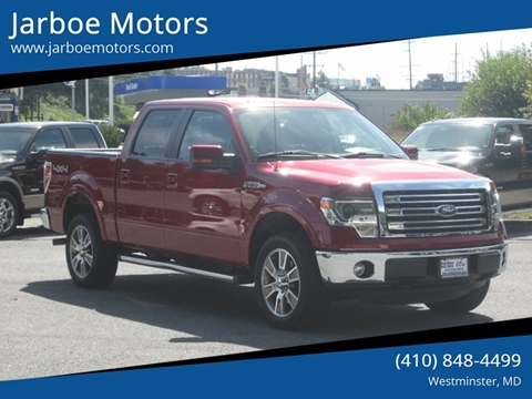 2014 Ford F-150 for sale in Westminster, MD