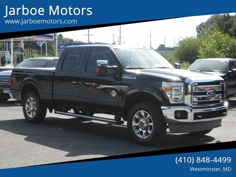 2011 Ford F-250 Super Duty for sale in Westminster, MD