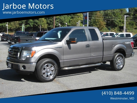2011 Ford F-150 for sale in Westminster, MD