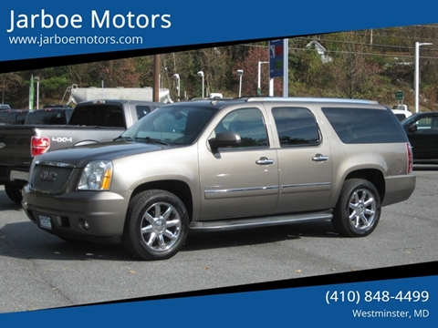 2011 GMC Yukon XL for sale in Westminster, MD