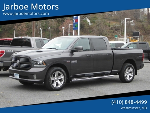 2016 RAM Ram Pickup 1500 for sale in Westminster, MD