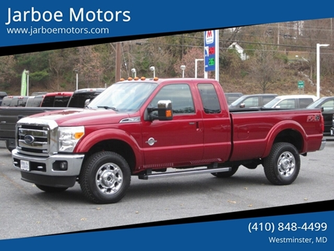 2015 Ford F-350 Super Duty for sale in Westminster, MD