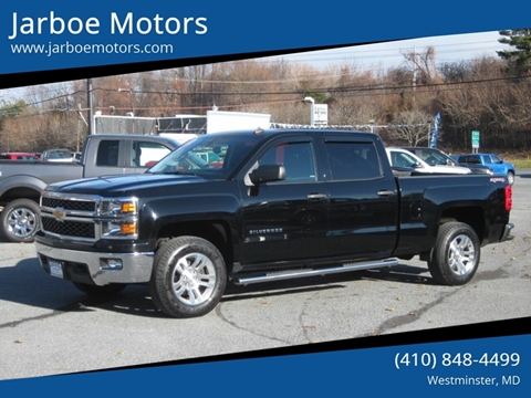 2014 Chevrolet Silverado 1500 for sale in Westminster, MD