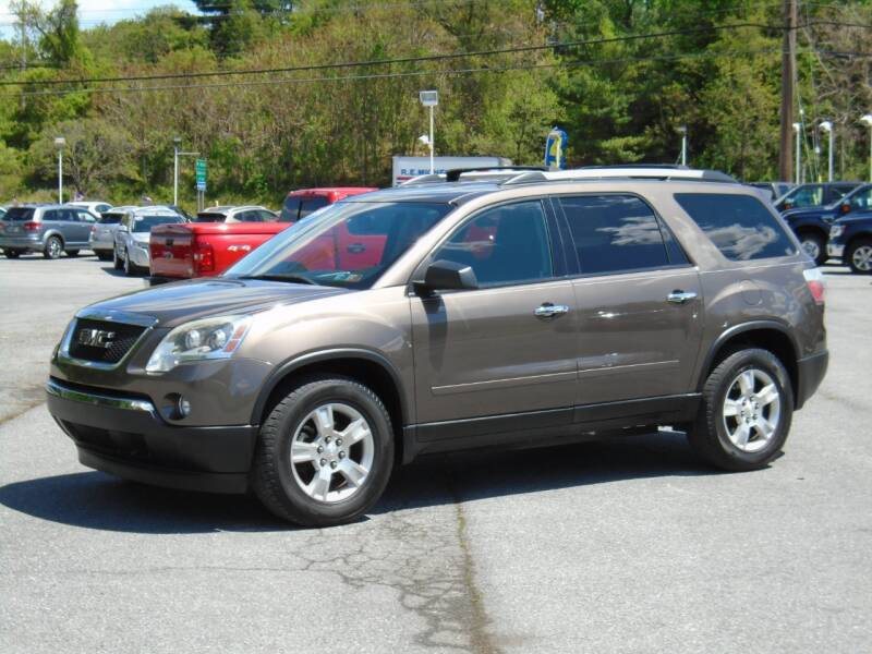 2010 GMC Acadia SLE 4dr SUV - Westminster MD