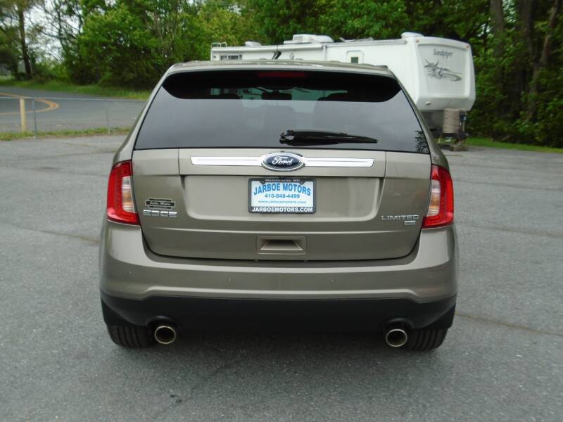2013 Ford Edge AWD Limited 4dr Crossover - Westminster MD