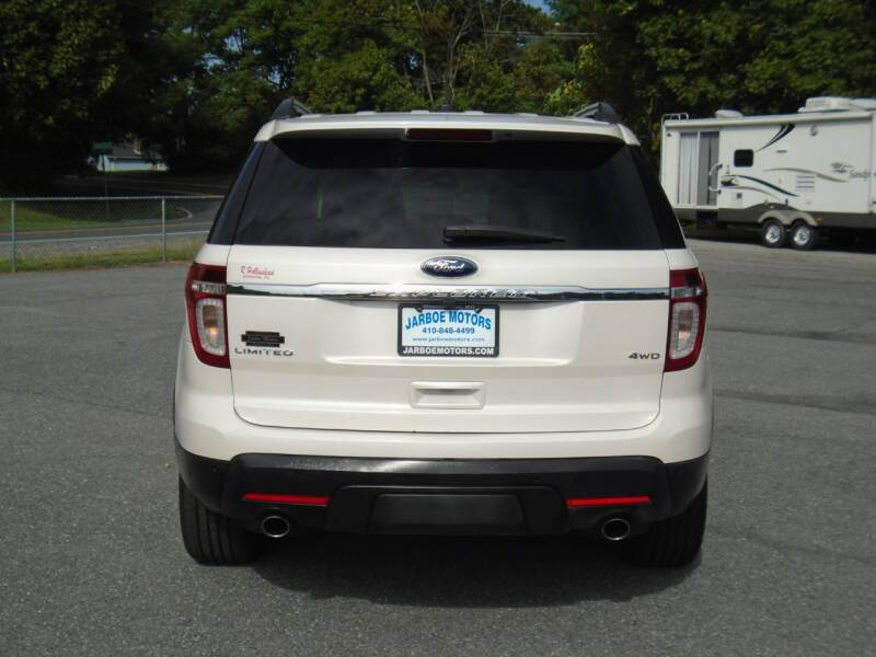 2013 Ford Explorer AWD Limited 4dr SUV - Westminster MD