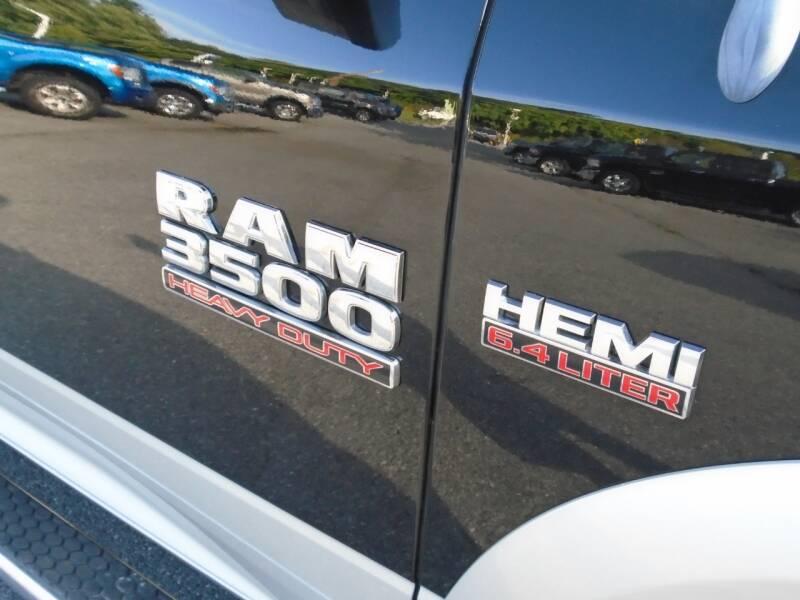2014 RAM Ram Pickup 3500 4x4 Laramie 4dr Crew Cab 6.3 ft. SB SRW Pickup - Westminster MD