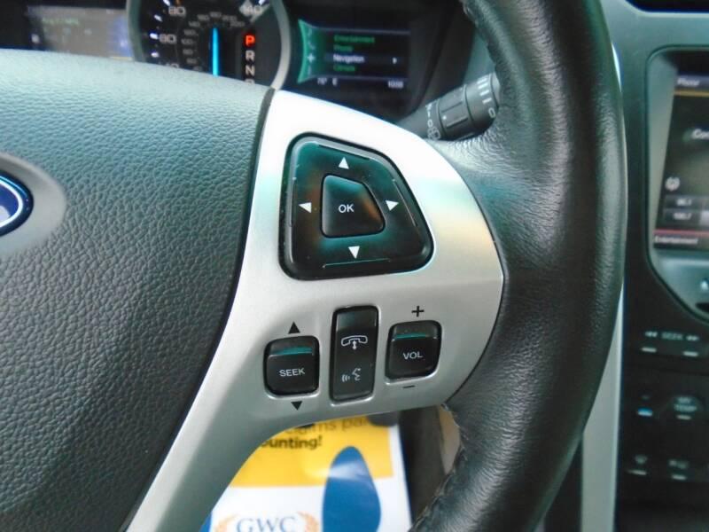 2012 Ford Explorer AWD XLT 4dr SUV - Westminster MD